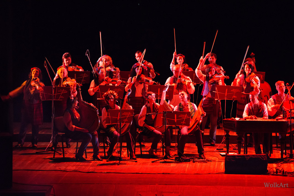 В Івано-Франківськ з концертом їде легендарний оркестр